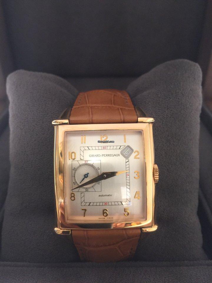 Girard Perregaux Vintage 1945 25835-52111-BACA 2021 new