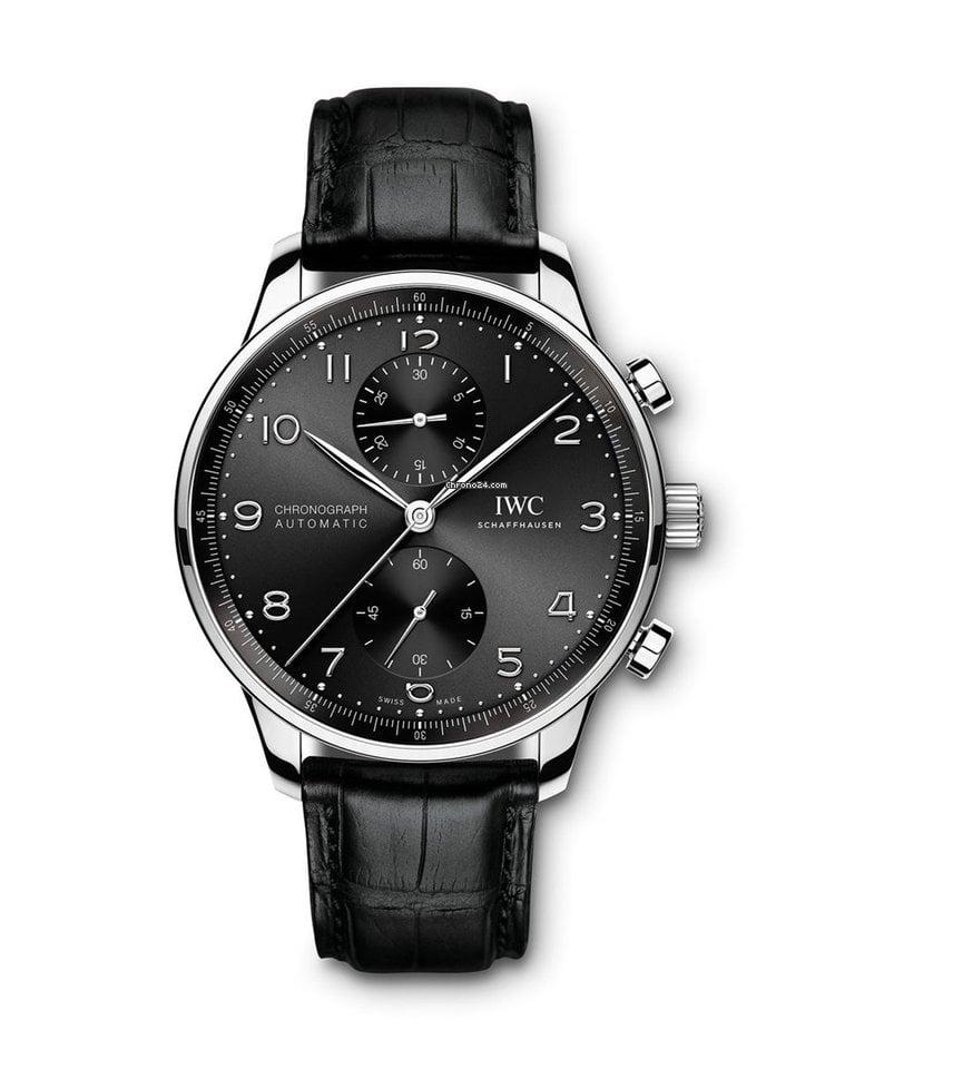 IWC Portuguese Chronograph IW371609 2021 new