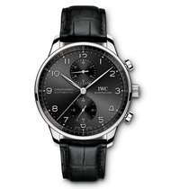 IWC Steel 41mm Automatic IW371609 new United States of America, Iowa, Des Moines