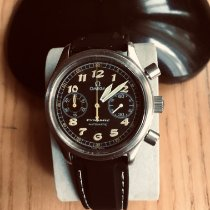 Omega Dynamic Chronograph Acciaio 38mm Nero Arabi Italia, Terni