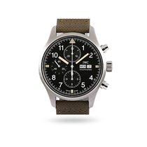IWC Steel 43mm Automatic IW377724 pre-owned