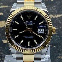 Rolex Gold/Stahl 41mm Automatik 126333 gebraucht