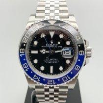 Rolex Stahl 40mm Automatik 126710BLNR neu