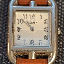 Hermès Stahl 23mm Quarz CC1.210 gebraucht Deutschland, Heusenstamm
