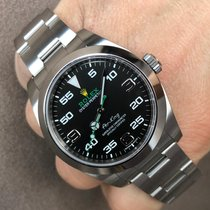 Rolex Air King 116900 New Steel 40mm Automatic