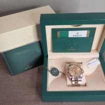 Rolex Sky-Dweller Gold/Steel 42mm Gold No numerals Malaysia, SHAH ALAM