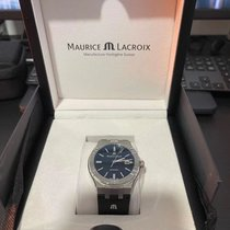 Maurice Lacroix AIKON Steel 42mm Black No numerals United States of America, New Jersey, Mine Hill