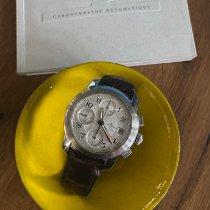 Baume & Mercier Capeland Stahl 39mm Silber Arabisch Deutschland, Alzenau