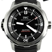 IWC Aquatimer Automatic 2000 Titanium 42mm Black United States of America, New York, Smithtown