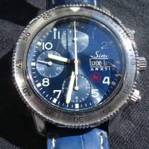 Sinn 203 Steel 41mm Blue
