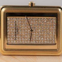 Vacheron Constantin Gult gull 23mm Kvarts 61201 brukt