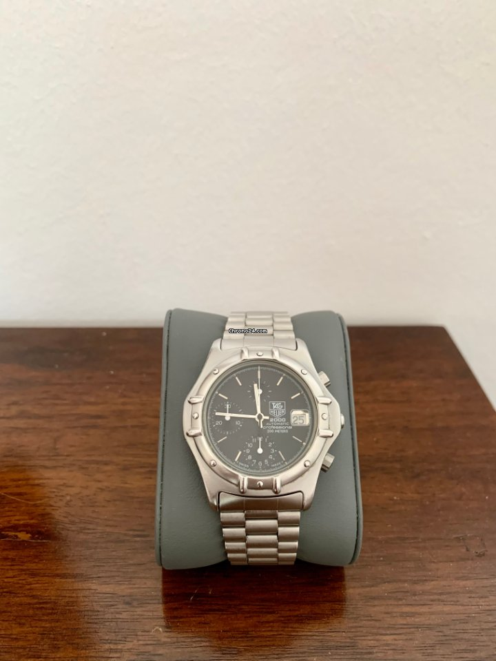 TAG Heuer 2000 150.006 pre-owned