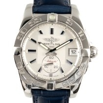 Breitling Galactic 36 Steel 36mm Silver