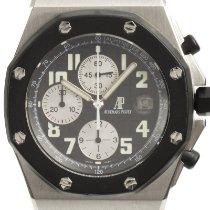 Audemars Piguet Royal Oak Offshore Chronograph Staal 42mm Zwart