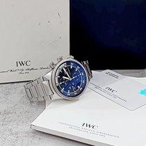 IWC Aquatimer Chronograph IW371928 Sehr gut Stahl 42mm Automatik