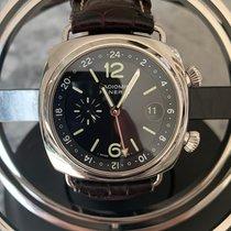 Panerai Radiomir GMT Steel 42mm Black Arabic numerals United States of America, California, Petaluma