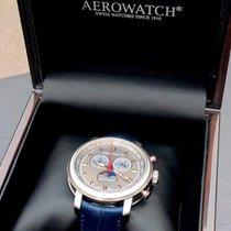 Aerowatch pre-owned Quartz Blue