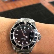 Rolex Submariner (No Date) Steel 40mm Black No numerals Australia, 4817