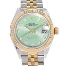 Rolex Lady-Datejust 279173G Очень хорошее Золото/Cталь 28mm Автоподзавод
