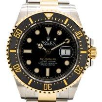 Rolex Sea-Dweller 126603 Неношеные Золото/Cталь 43mm Автоподзавод