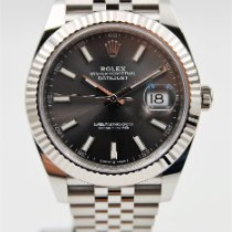 Rolex Datejust 126334 Новые Сталь 41mm Автоподзавод