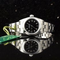Rolex Damenuhr Explorer 24mm Automatik gebraucht Uhr mit Original-Box und Original-Papieren 2001