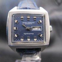 芝柏 Girard Perregaux Gyromatic 鋼 1970 27mm 二手