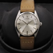 Rolex Oyster Perpetual Steel 34mm Silver No numerals United States of America, California, Huntington Beach