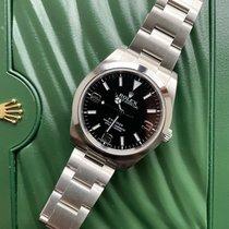Rolex Explorer Steel 39mm Black Arabic numerals United Kingdom, Plymouth