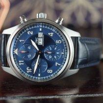 IWC Fliegeruhr neu 2007 Automatik Chronograph Uhr mit Original-Box und Original-Papieren iw371712