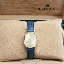 Rolex Cellini 4111 Very good Yellow gold 23mm Manual winding