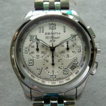 Zenith El Primero Chronograph new 2012 Manual winding Chronograph Watch with original box and original papers 02.0500.420