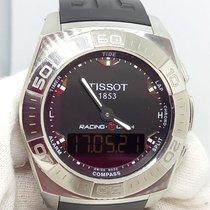 Tissot Racing-Touch Steel 45mm Black Arabic numerals