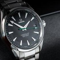 Omega 23110422101004 Acier 2014 Seamaster Aqua Terra 41,5mm occasion