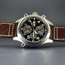 IWC Pilot Double Chronograph nieuw Automatisch Horloge met originele doos en originele papieren IW371808