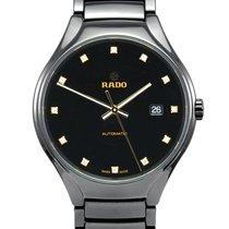 Rado True Керамика 40mm Черный Без цифр