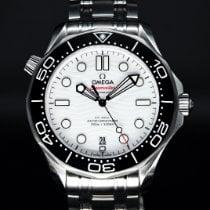 Omega Seamaster Diver 300 M Acero 42mm Blanco Sin cifras