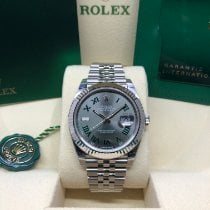 Rolex Datejust Steel 41mm Grey No numerals United States of America, Illinois, Springfield