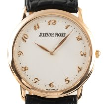 Audemars Piguet Red gold Manual winding White 34mm pre-owned