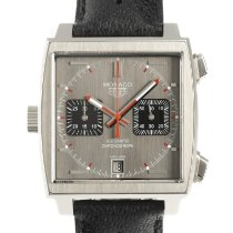 TAG Heuer Monaco Calibre 11 Steel 39mm Grey