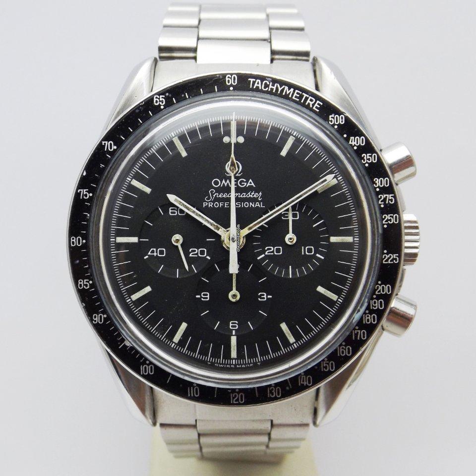 Omega Speedmaster Professional Moonwatch 145.022 1982 usato