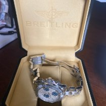 Breitling Colt Chronograph Steel 38mm Blue No numerals United States of America, New Jersey, Glen Ridge