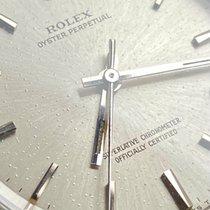 Rolex usados 34mm Plata Acero