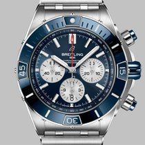 Breitling Chronomat AB0136161C1A1 New Steel 44mm Automatic