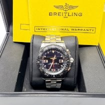 Breitling Airwolf Steel 43,5mm Black Arabic numerals United States of America, Massachusetts, Holden