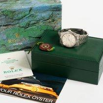 Rolex Datejust 16030 Πολύ καλό Ατσάλι 36mm Αυτόματη