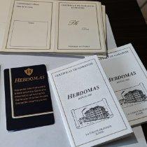 Hebdomas Silver Manual winding new