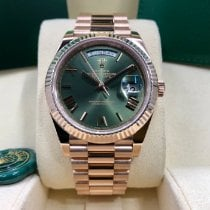 Rolex 228235 Rose gold 2020 Day-Date 40 40mm new United States of America, Illinois, Springfield