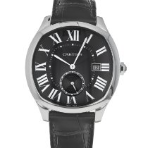 Cartier Drive de Cartier Steel 40mm Black Roman numerals United States of America, Maryland, Baltimore, MD