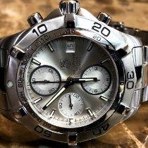 TAG Heuer Aquaracer 300M Steel 41mm Silver No numerals United States of America, Pennsylvania, Philadelphia